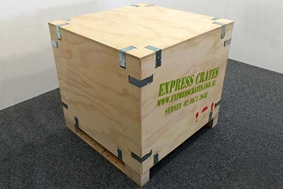 Engine or machinery Shipping Pallet